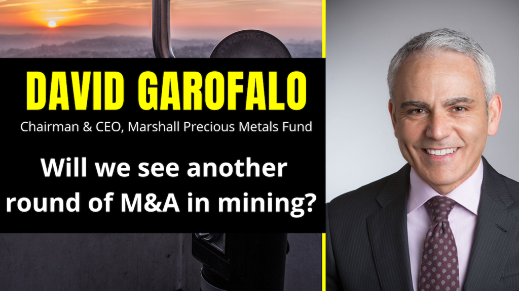 RI QUARANTINED EP18 - David Garofalo, Chairman & CEO: Marshall Precious Metals Fund